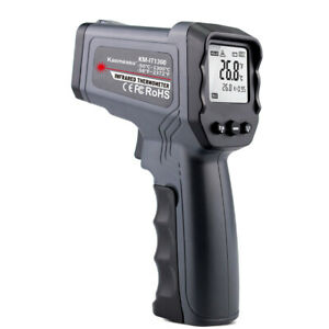 Digital Infrared Thermometer Single double Laser Non contact Object A8b1