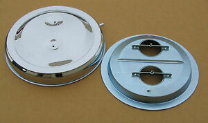 Mopar Dodge Plymouth 426 Hemi Air Cleaner Air Breather 2x4 Chrome Dome In Stock