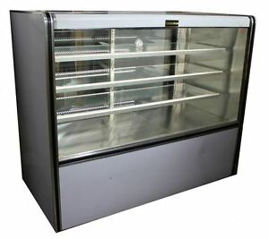 Refrigerated High Bakery Display Case 48