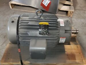 New Baldor 15 Hp Electric Ac Motor 208 230 460 Vac 1760 Rpm 254tc Frame 3 Phase