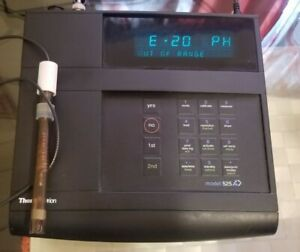Thermo Orion 525a Advanced Ph mv orp bod Meter no Power Adapter electrodes