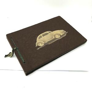 Kdf Wagen Photo Book Vw Beetle K fer Fotobuch Collection Split Bug Brezel Wagen