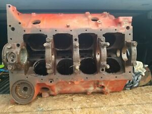 70 Corvette 350 350 4sp L46 Hp Cam W Air Engine Block Ctj Early 3970010 4 Bolt