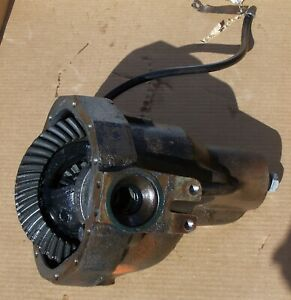 83 96 Ford F150 F250 Bronco Dana 44 4x4 Front Differential Assembly 3 54 Ratio