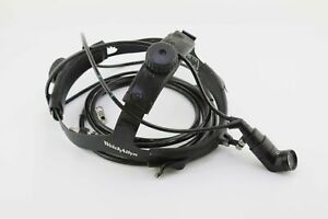 Welch Allyn Mst Luminaire 49540 Fiber Optic Headlight Head Lamp As Is For Parts