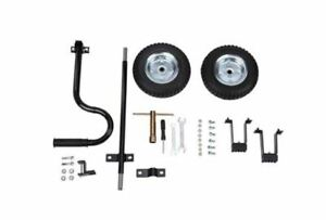 Wheel Kit For Fits Ds4000s And Xp4000s Generators Duromax Portable Handle Set