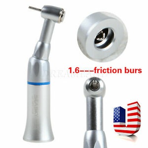Fg1 6mm Dental Slow low Speed Contra Angle Handpiece Fit Nsk Friction Grip Rx 2