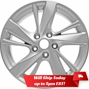 New 17 Replacement Silver Alloy Wheel Rim For 2013 2015 Nissan Altima 62593