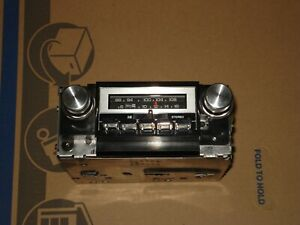 Vintage Chevy Am fm Delco Radio For 78 87 Gm Car Trucks Part 16009960