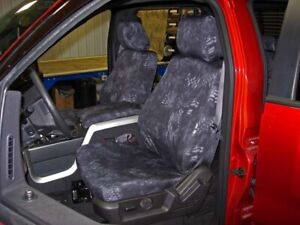 Kryptek Typhon Camo Tailored Seat Covers For Toyota Tacoma Cordura Ballistic