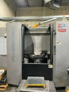 Toyoda Horizontal Machining Center Fh630sx W 4th And Tons Of Upgrades Great C