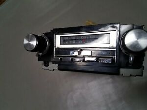 78 82 Olds Chevy Truck Camaro Monte Gm Delco Am Fm Stereo 8 Track Radio