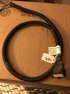 Western Or Fisher Snow Plow Wiring Harness 72271