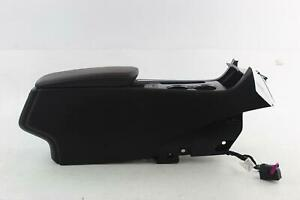 2015 Chevy Impala Leather Brown front Center Console Oem