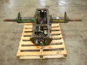 1949 Oliver 88 Tractor Rear End Differential Transmission Assembly