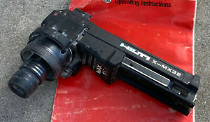 Hilti Model X mx 32 Nail Magazine Assemby For Dx351 Powder Actuated Nail Gun
