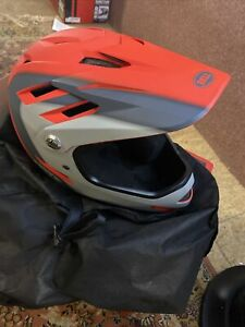 Bell Sanction Adult Full Face Bike Helmet Xs Extra Small Box Bicycle $60.00