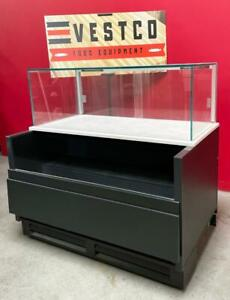 Structural Concepts sbz5452dr 54 Refrigerated Grab N Go Glass Display Case