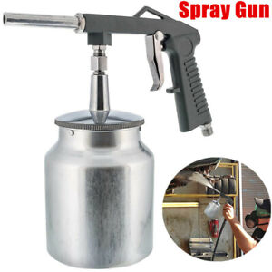 Air Undercoating Spray Gun With Suction Cup Pneumatic Auto Application Sprayer