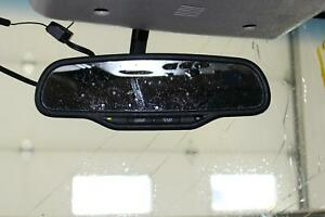 2003 04 05 Hummer H2 Compass Temp Auto Dimming Rear View Mirror Oem