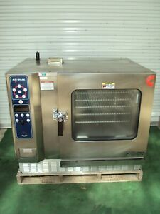 Alt Shaam 7 14 Ml Gas Steamer Convotherm Combi Cooking Convection Oven