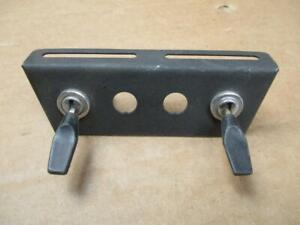 Vintage Hot Rod Sports Car Black Under Dash Toggle Switches Nos