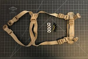 OPS CORE ACH amp; ECH IMPROVED H NAPE HEAD LOC CHIN STRAP WITH HARDWARE S M L XL $23.99
