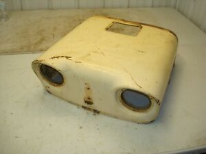1958 Case 801b Tractor Front Nose Cone 800