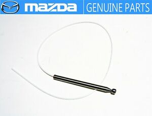Mazda Genuine 89 98 Roadster Mx 5 Miata Na6 8c Electric Antenna Mast Jdm Oem