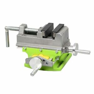 Cross Slide Vise Vice Table Compound Table Worktable Bench Alloy Body Milling