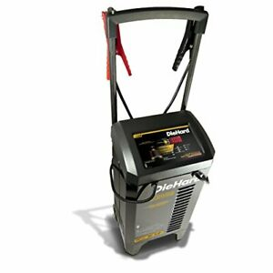 Diehard 71341 6 12v Gold Smart Wheel Battery Charger And 50 250a Maintainer