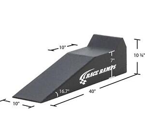 Race Ramps Race Ramps 40 In Length 7 In Height 1 piece Design Pair