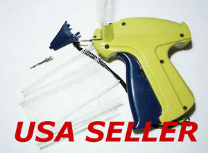 Price Label Tag Tagging Gun With 1000 Barbs And 1 Spare Needle