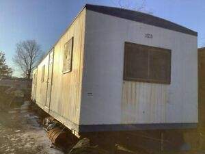 10x43 Construction Job site Office Trailer