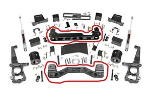 2015 2018 Ford F150 Crossmember For Rough Country 6 Lift Kits
