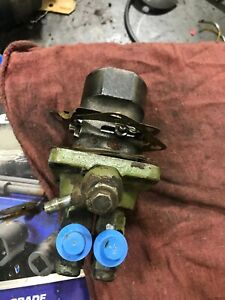 Yanmar Ym2000 Good Used Injection Pump