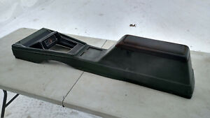 Rare Vintage 1971 1972 1973 Ford Mustang Mercury Cougar Center Console Boss 302