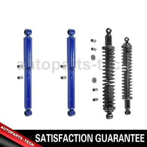 3x Monroe Shocks Struts Front Rear Shock Absorber For Ford Deluxe 1947 1948