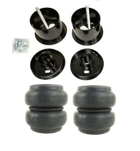 Front Air Ride Suspension Kit Slam Re7 Air Bags Mounting Cups 1963 64 Cadillac