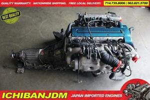 Toyota 2jz Vvti Twin Turbo Motor Aristo Supra G300 Is300 Engine 2jzgte 2jzgtte