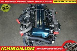 Toyota 2jz 2jzgte Vvti Twin Turbo Motor Aristo Supra G300 Is300 Engine 2jzgtte