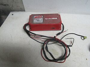 Msd 6420 6al Ignition Control Box