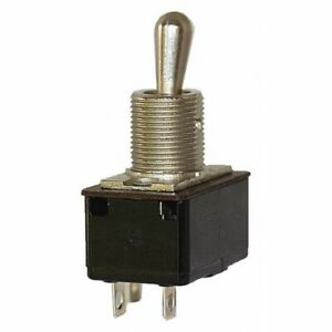 Eaton 7501k15 Toggle Switch spst 10a 250v quikconnct