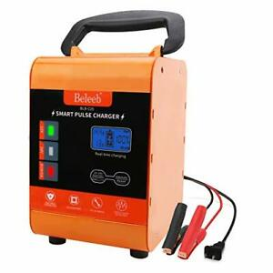 Beleeb Battery Charger Automotive 12v 20a 24v 10a Trickle Charger For Car Mot