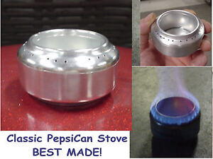Top Jet Alcohol Stove Burner Weighs 0 3oz Backpacking Camping Made In Usa