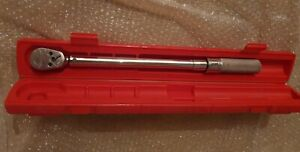 Snap on Tools 3 8 Torque Wrench
