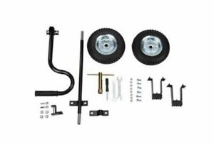 Wheel Kit For Fits Ds4000s And Xp4000s Generators Durostar Portable Handle Set
