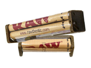 2 Raw Roller 79mm 110mm Cigarette Rolling Machine Hemp For Paper 1 1 4 King Size