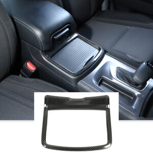 Central Console Cup Holder Trim Cover For 2011 2020 Dodge Charger chrysler 300 T