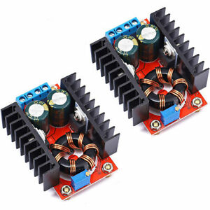 150w Dc dc 10 32v 6a Adjustable Step Up Boost Power Supply Converter Module